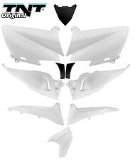 Kit carénage YAMAHA T-Max 530 10 pièces Tmax blanc competition coques fairing