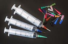 20CC-30CC Syringe SMT SMD PCB Solder Paste Adhesive Glue Liquid Dispenser EFD