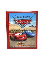 Cars Freundebuch Freundschaftsbuch Kindergarten Disney Pixar Lightning McQueen