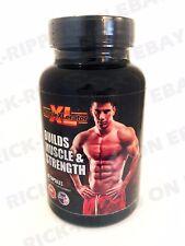 Muscle XLerator Maximum Creatine L-Arginine BCAA's Maximum Shred Body Building X