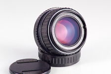 SMC PENTAX-M 1.4/50mm 1.4 50 CLAd GARANTIZADO PENTAX K MOUNT EXCELLENT TESTED