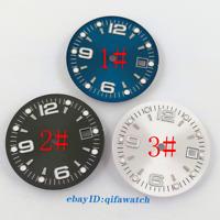 31.5mm watch Dial Fit ETA 2836/2824 DG2813/3804 Miyota 8215 821A 8205 movement