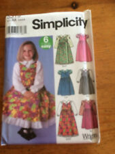 Free UK P/&P McCalls Childrens Sewing Pattern 7228 Christmas Nativity Co...