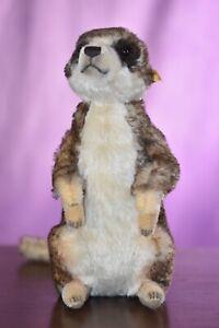 Steiff 071249 Mungo Meerkat Tagged