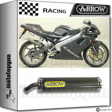 ARROW POT D'ECHAPPEMENT ROUND CARBONE RACE CAGIVA MITO 125 1990 90