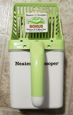 Neater Scooper | Easy Litter Scoop and Waste Disposal System.
