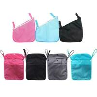 Baby Cart Mesh Hanging Storage Bag Organizer Bag Stroller Accessories N8F3