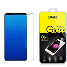 Khaos For Samsung Galaxy S9(Not Full Coverage) Tempered Glass Screen Protector