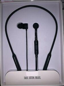 Beats by Dr. Dre Beats X Kopfhörer Schwarz In Ear Kopfhörer Apple