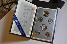 1991 Canada Specimen Set - Royal Canadian Mint
