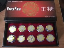 POWER KHAN-enjoy sex drive , health male prostate  100% herbal, 100pills S Korea