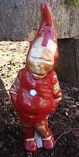 Garden Gnome ~ IRONMAN - (COMMISSION PIECE) ~ Handmade by Pixieland (Concrete)