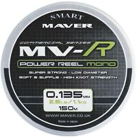 Maver MV-R Power Reel Mono Line - 0.15mm to 0.23mm (F625 - F629)
