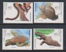 Equatorial Guinea - 1998, Fauna set - MNH - SG 263/6