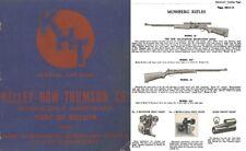 Kht Hardware Co. 1937 Gun & Ammo Catalog- Duluth, Mn