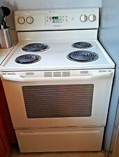 Maytag Coil Top Electric Range Stove w/Self-cleaning oven Excellent Condition!