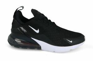 Nike Air Max 270 Triple Black | AH8050-002 Black-Anthracite-White