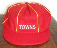 12x Baggy Cricket Caps - Hats Custom Made for Clubs - Any colour, Any design