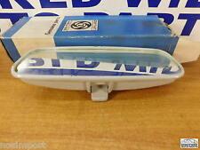 MGB & GT  Interior Rearview Mirror Head  WINGARD   Gray   37H7285  NOS