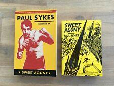 Sweet Agony by Paul Sykes - Original - RARE!