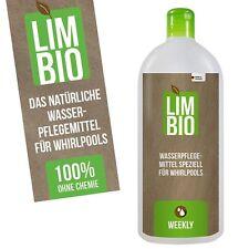 LIMBIO Whirlpool 500 ml. Das natürliche chlorfreie Wasserpflege Mittel .