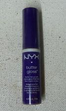 1 gloss NYX BUTTER GLOSS LIPGLOSS BLG34 GELATO sealed