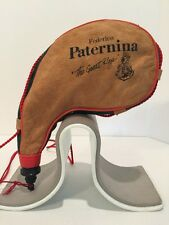 Federico Paternina Leather Wine Flask The Great Rioja Made in Spain