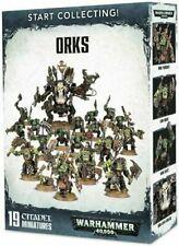 Games Workshop 99120103048 Start Collecting Orks Miniature