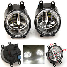 LED Front Fog Light Lamp For Toyota Highlander Kluger RAV 4 Corolla Camry Tarago