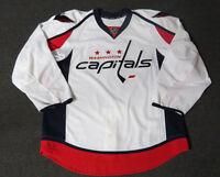 New Washington Capitals Authentic Team Issued Reebok Edge 2.0 Hockey Jersey