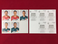 Panini World Cup Russia 2018 WC 18 Mexico Edition Updates 5 Exclusive Sheet