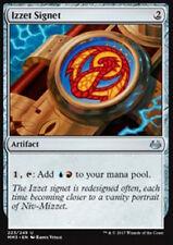 MTG 2x IZZET SIGNET - SIGILLO IZZET - MMA3 - MAGIC