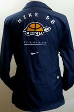 d0dfabe207a3 Nike SB Coaches Jacket size Large Blue Turtle Casual Gym Skate windbreaker  mens