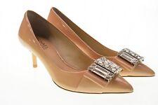 michael kors decoltè scarpe donna vernice nudo n° 5M (35) COLORE CIPRIA