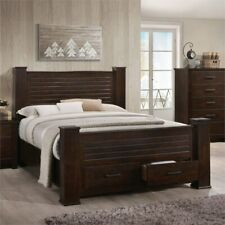 c51370b90a9b ACME Panang Queen Bed with Storage in Mahogany