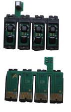 Epson T0731N T0732N T0733N T0734N ciss permanent chip TX111 TX200 TX210 TX220
