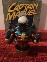 Bowen Designs Captain Marvel Mini Bust Genis-Vel Avengers