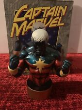 Bowen Designs Captain Marvel Mini Bust Genis-Vel Avengers