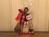 Rae Dunn Christmas By Magenta COZY Ceramic Ivory Mug, Gift Set