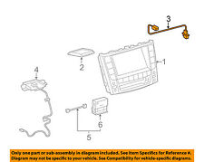 toyota dash parts for lexus is250 for sale ebay lexus rx 350 parts diagram lexus toyota oem 13 15 is250 gps navigation system wire harness 8684253200 (fits lexus is250)