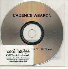(700D) Cadence Weapon, In Search of the Youth Cr- DJ CD