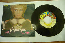 "VIVIEN VEE""SEX APPEAL&ALRIGHT-disco 45 giri BANANA Italy 1979@ ITALO DISCO"