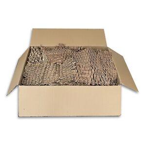 Eco-Friendly Void Fill Shredded Recycled Cardboard Huge 15kg Box
