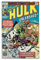 Bronze Age 1977 The Incredible Hulk Comic 216 from Marvel Comics