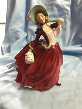 Royal Doulton Porcelain  Figurine Autumn Breezes HN 1934