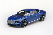 TS0221 - 1/18 BENTLEY NEW CONTINENTAL GT SEQUIN BLUE (RESIN)