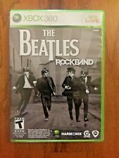 THE BEATLES ROCK BAND – MICROSOFT XBOX 360 – VIDEO GAME BY HARMONIX