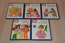 lot 5 livres illustrés série Petit As