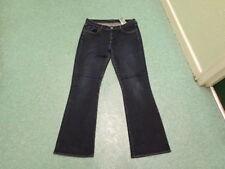 """Levi's Demi Curve Bootcut Jeans Taille 32"""" Jambe 32"""" Délavé Bleu Foncé Femme Jeans"""
