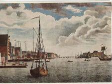 Alte Kunstpostkarte - R.E. Schilling - Bremen 1767